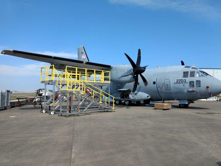 Aircraft Maintenance Stands