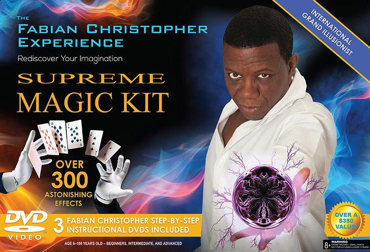Fabian Christopher Supreme Magic Kit