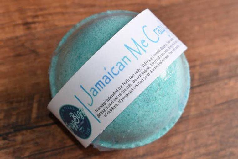 Jamaican Me Crazy - Bath Bomb