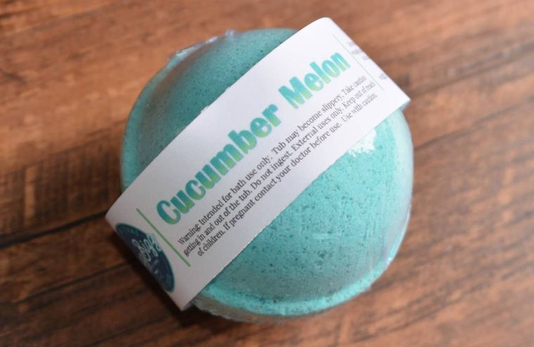 Cucumber Melon - Bath Bomb