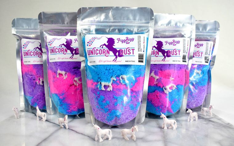 Unicorn Dust - Kids Bath Salts