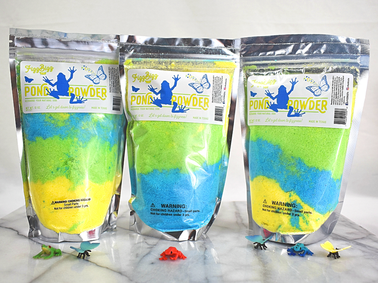 Pond Powder - Kids Bath Salts