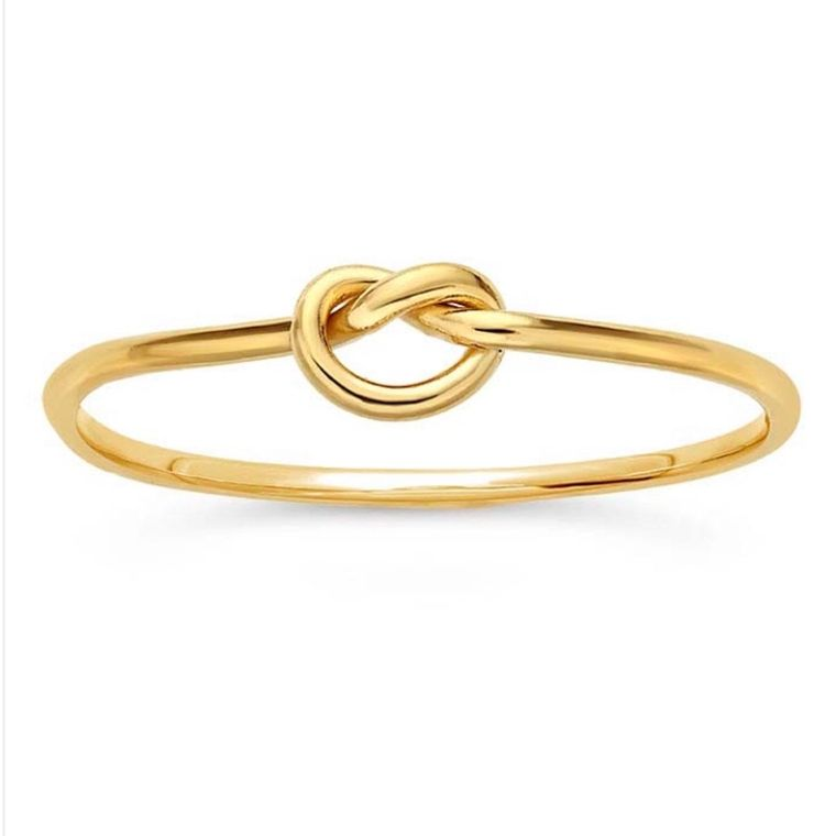 14k Gold Filled Knot Ring