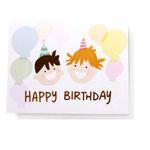 Greeting Card, Kids Birthday