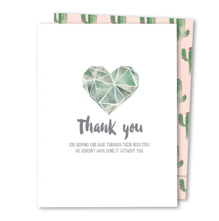 Thank You • Noble Greeting Card