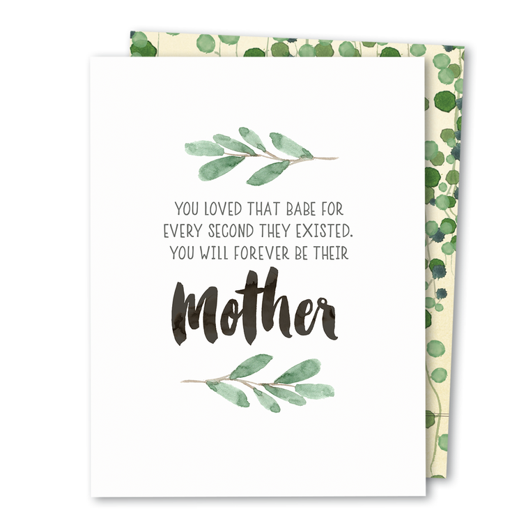 Forever Their Mother • Noble Greeting Card