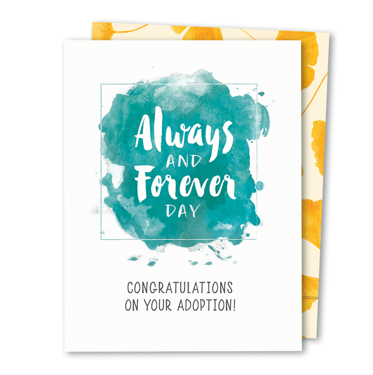 Always and Forever Day • Noble Greeting Card