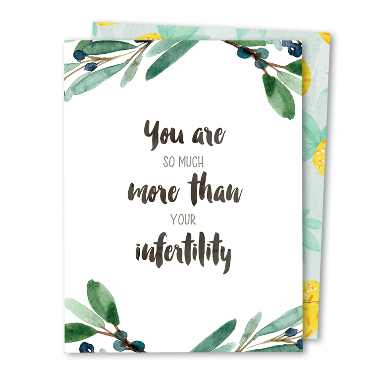 So Much More • Noble Greeting Card
