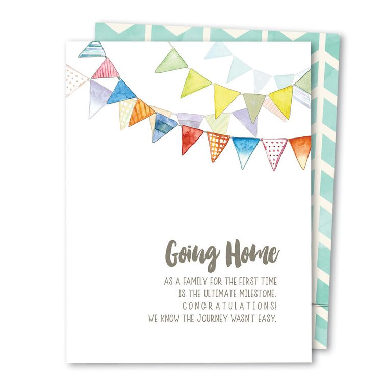 Going Home • Noble Greeting Card