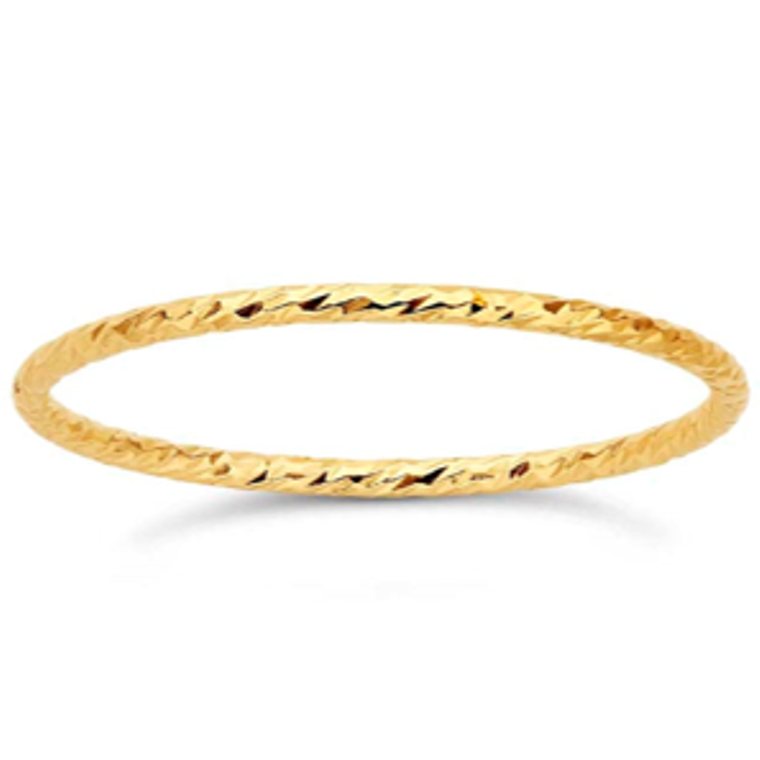 Gold Filled Sparkle Ring