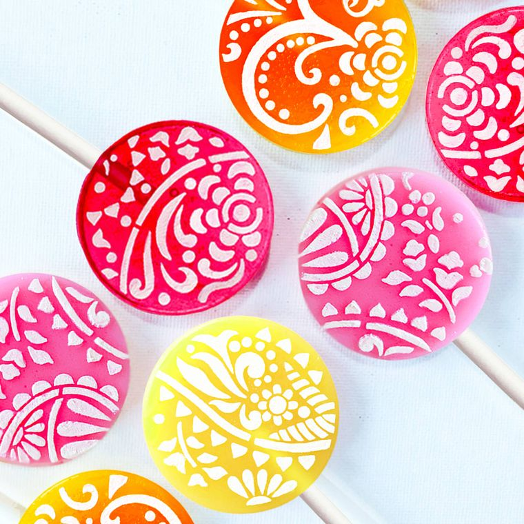 Mixed Flavor Lollipop Refill Pack
