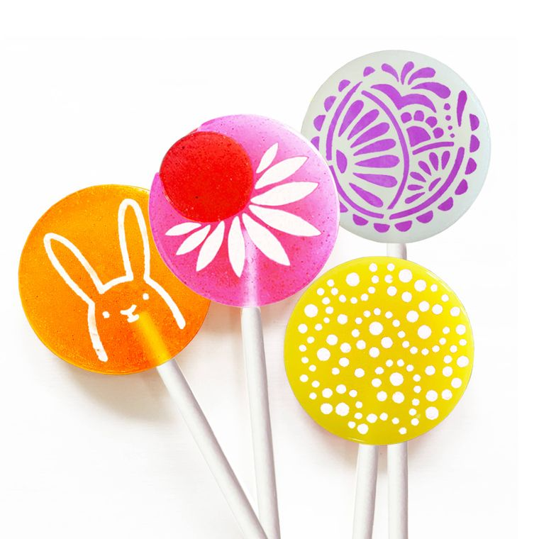 Spring Lollipop Assortment