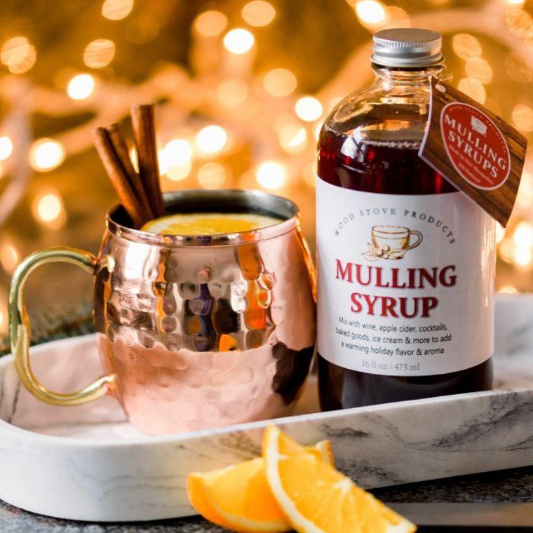 Mulling Syrup, 8 fl oz