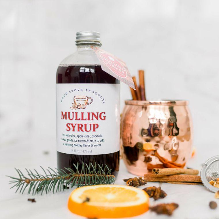 Mulling Syrup, 16 fl oz