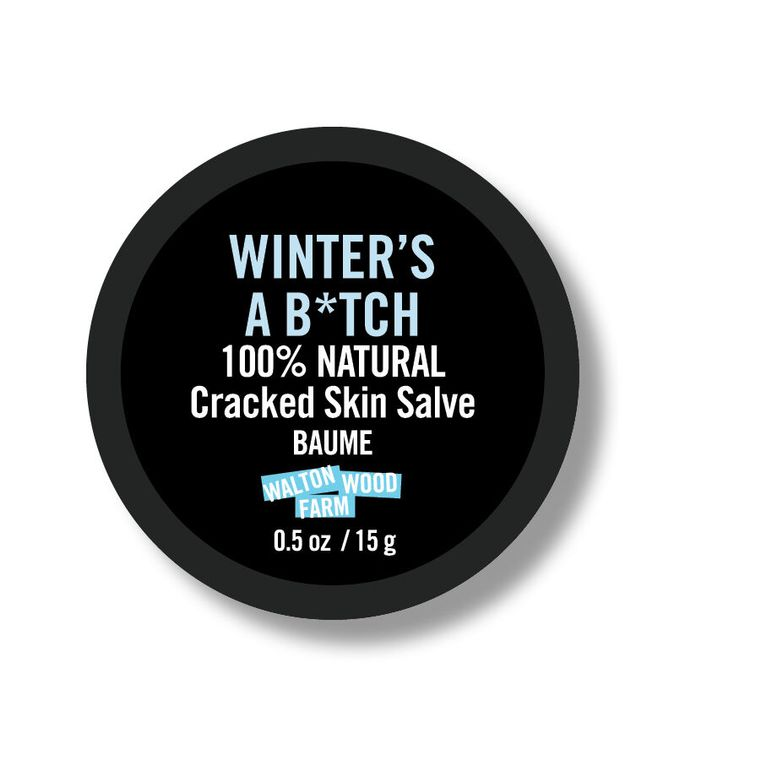 Winter's a B*tch Cracked Skin Salve .5 oz