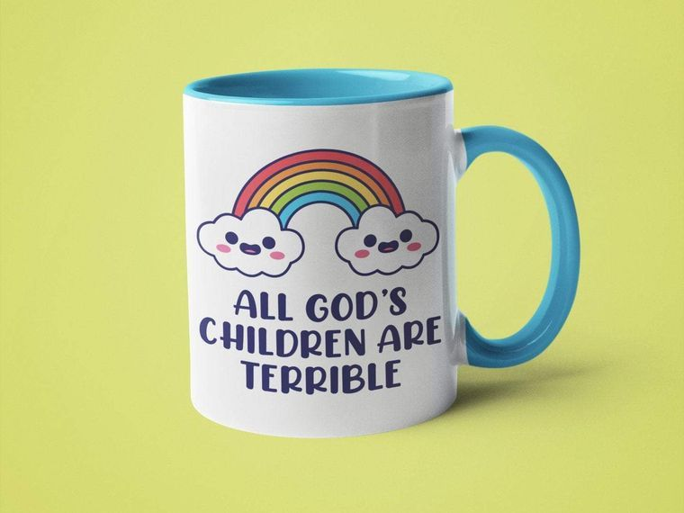 All God's Children are Terrible