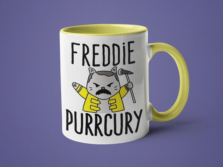 Freddie Purrcury