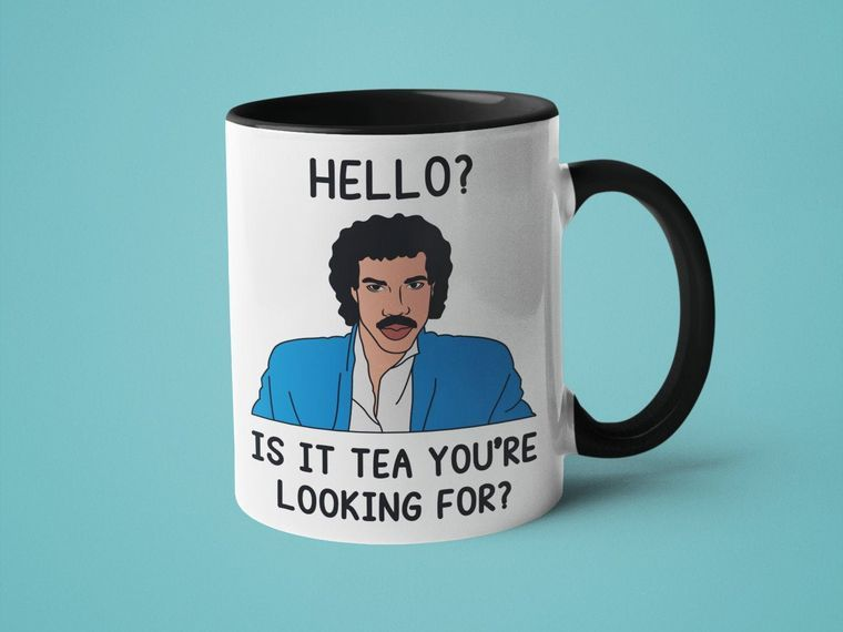 Hello? Is It Tea You're Looking for?