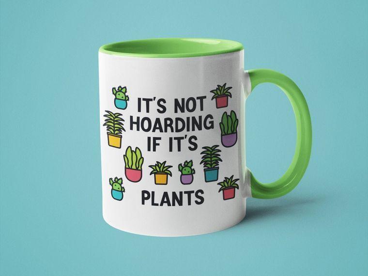 It's not Hoarding if It's Plants