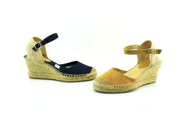 Women's shoes made in Spain.
