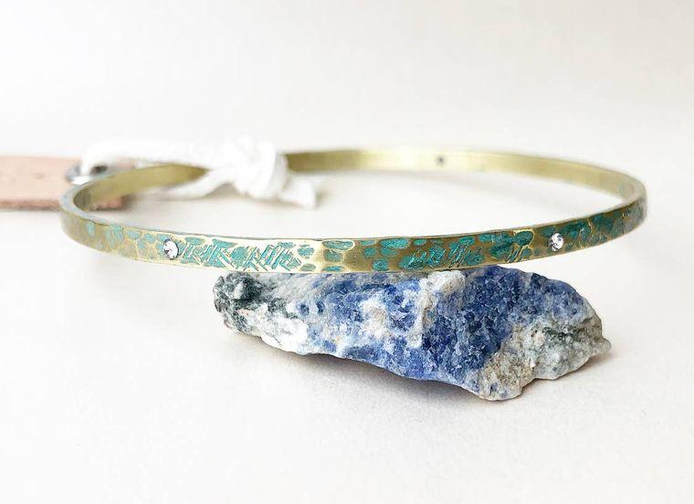 Rhiannon Bangle Bracelet