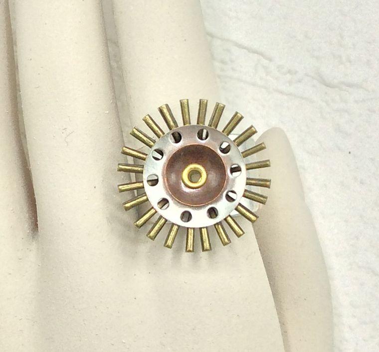 Mid Century Inspired Ring - R70