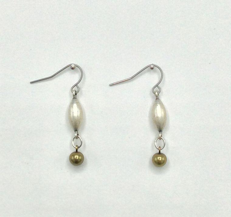 Minimalist Earrings - 3462