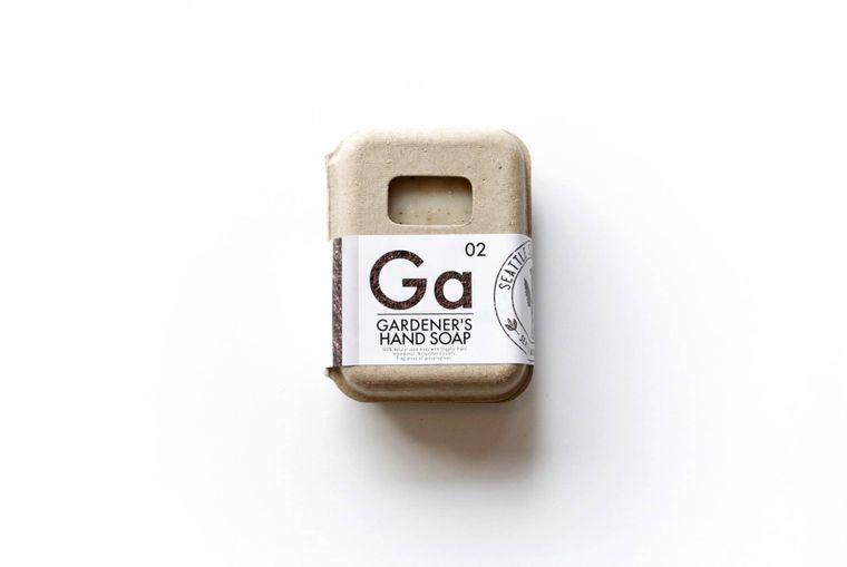 Organic Gardener's Hand Soap