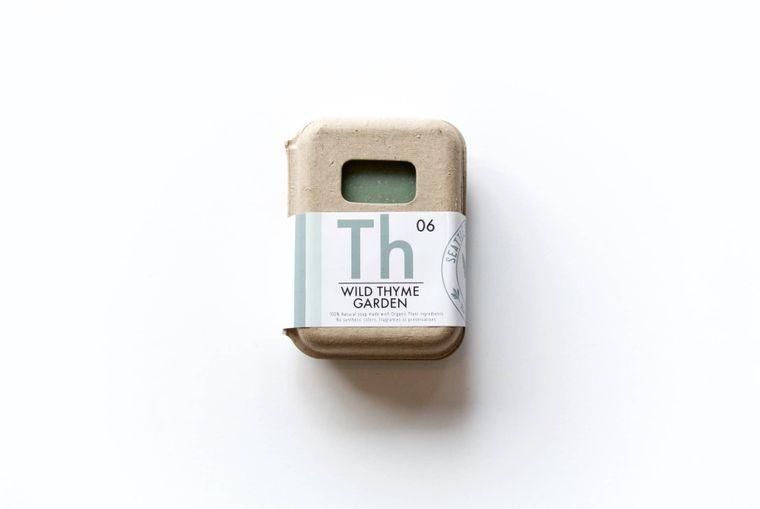 Organic Wild Thyme Soap