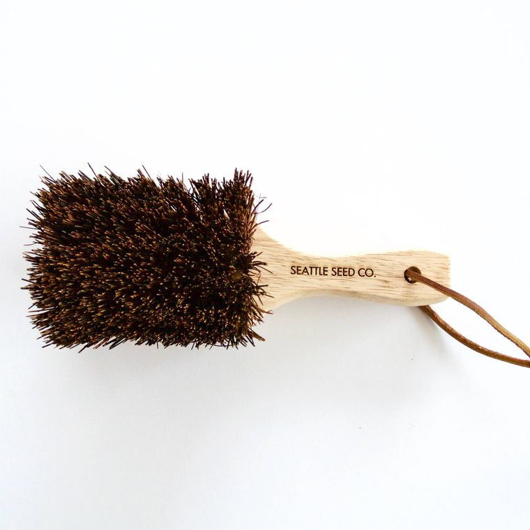 Potting Bench Brush