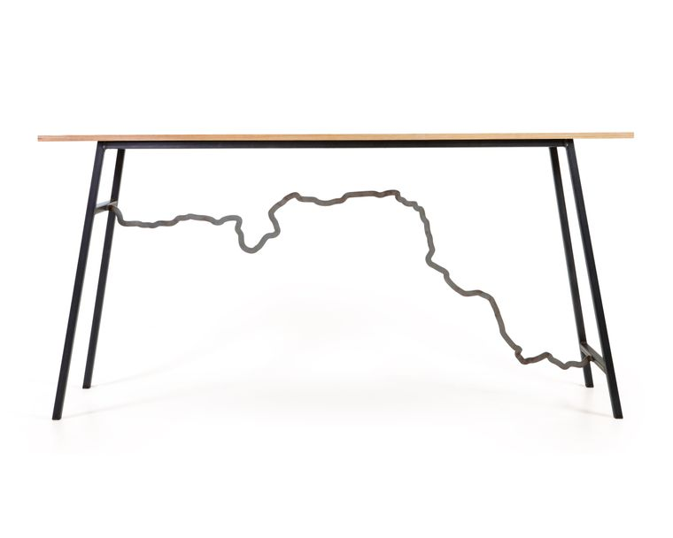 Lewis & Clark Console Table