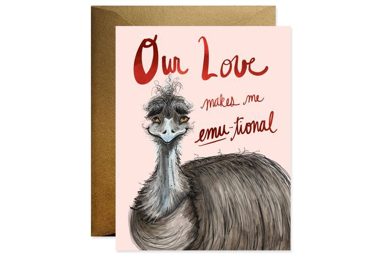 Emu-tional Love