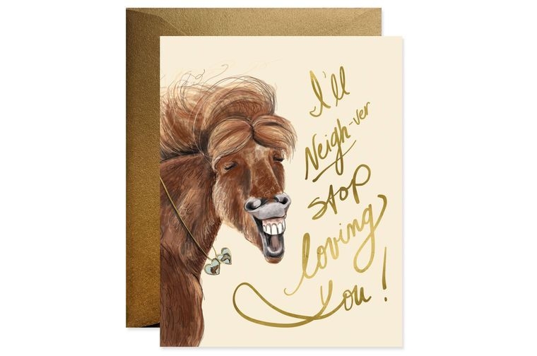 Neigh-ver Stop Loving You