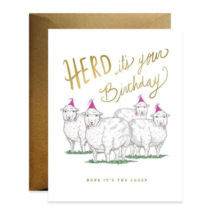 Herd Birthday