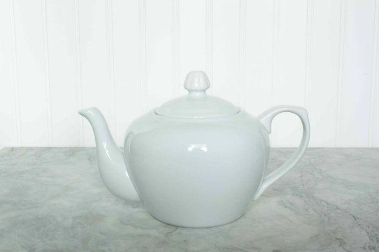 Teapot 32 Oz --White