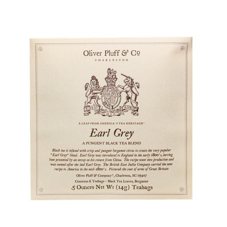 Earl Grey  - 6 Teabags