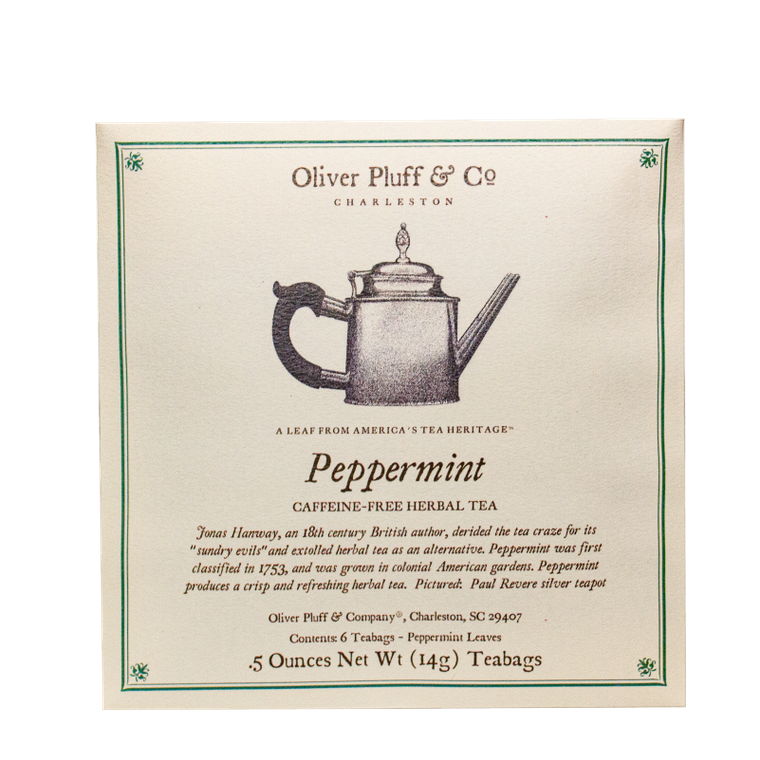 Peppermint - 6 Teabags