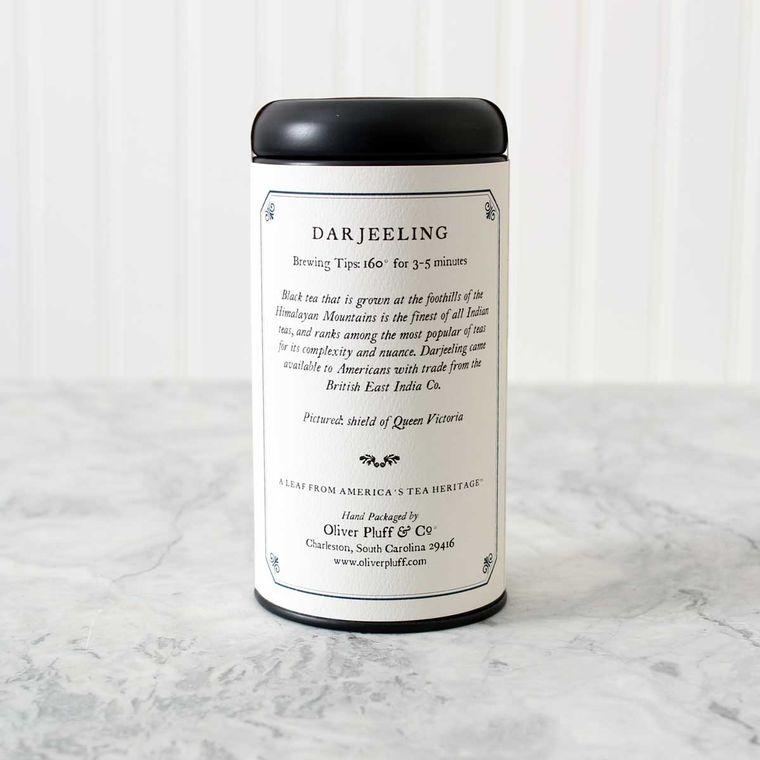 Darjeeling - Loose Tea in Signature Tea Tin
