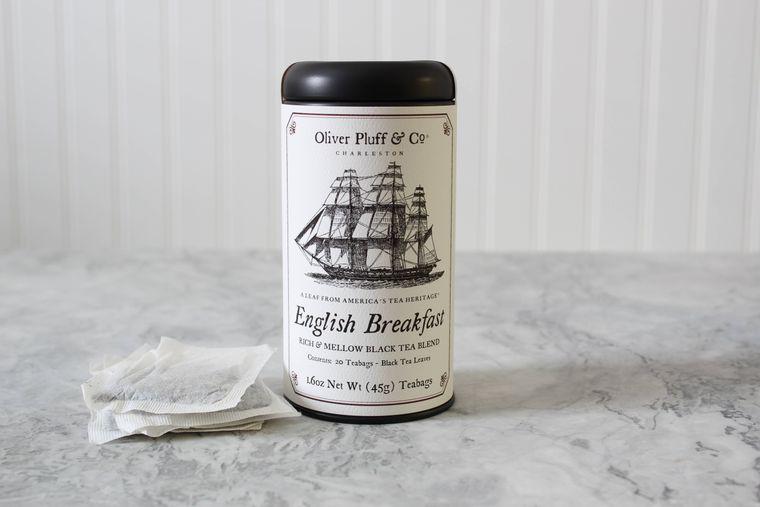 English Breakfast - 20 Teabags in Signature Tea Tin