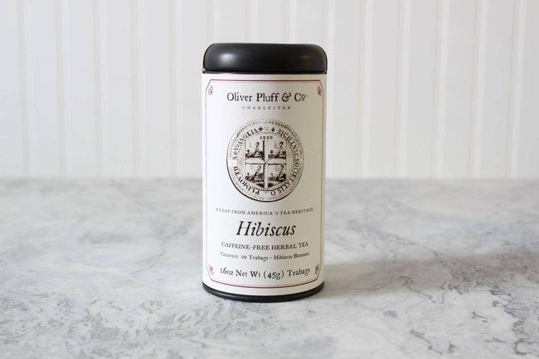 Hibiscus - 20 Teabags in Signature Tea Tin