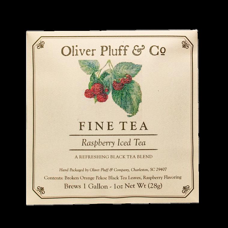 Raspberry Iced Tea - 1 Gallon Envelope