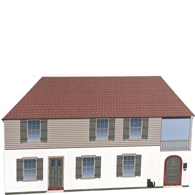 Oldest House, González-Alvarez House, St. Augustine, Florida