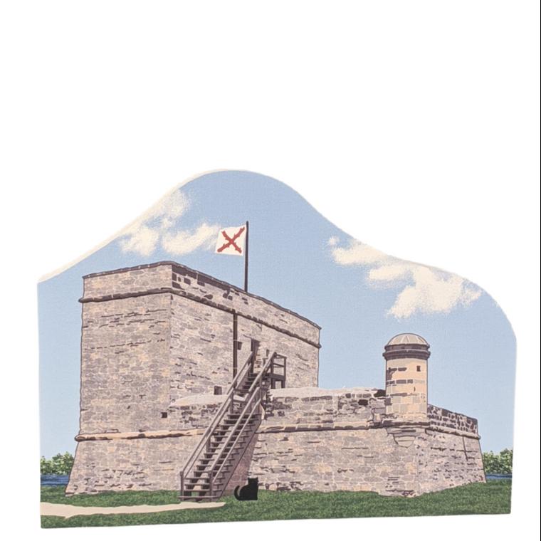 Fort Matanzas National Monument, St. Augustine, Florida