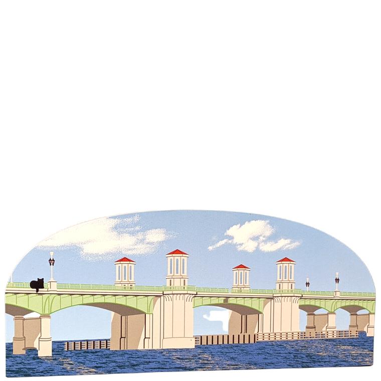 Bridge of Lions, St. Augustine, Florida