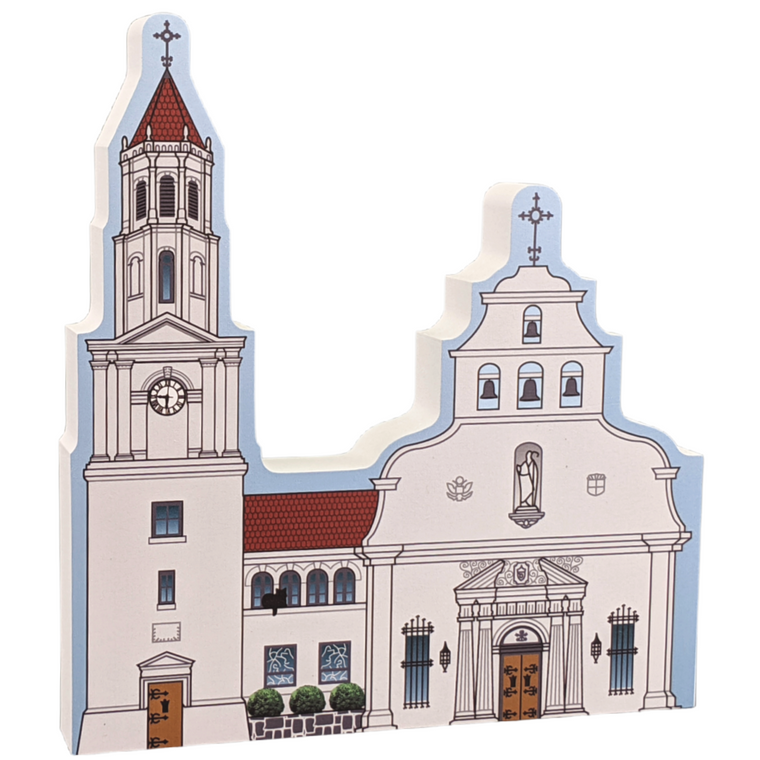 Cathedral Basilica, St. Augustine, Florida
