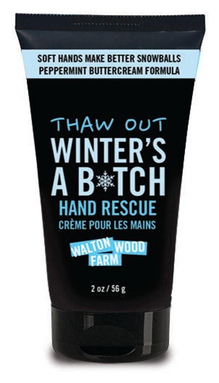 Winter's a B*tch Hand Rescue