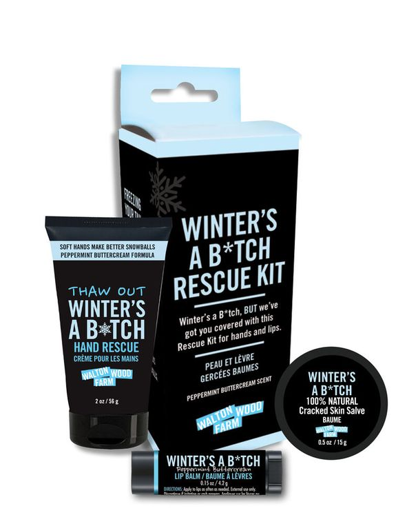 Winter's a B*tch Rescue Kit