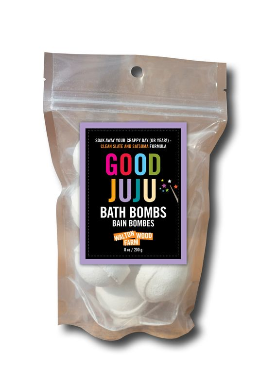 Good JuJu Bath Bomb 7 pack minis