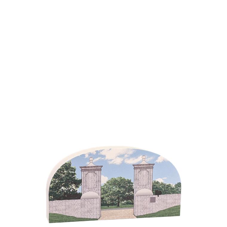 Old City Gates, St. Augustine, Florida