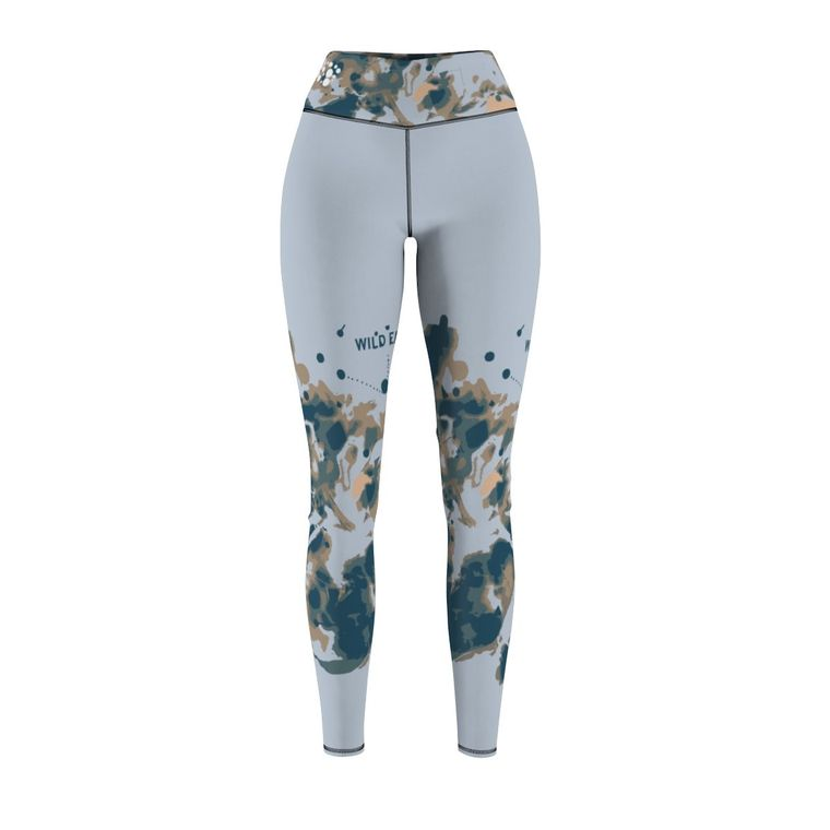 Wild Earth Leggings Peach